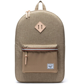 Herschel Heritage Backpack 21,5l kelp crosshatch/kelp